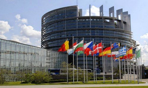 Europa-Parlament, Brüssel