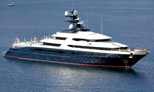 Jho Low's Superyacht Sold to Casino Operator