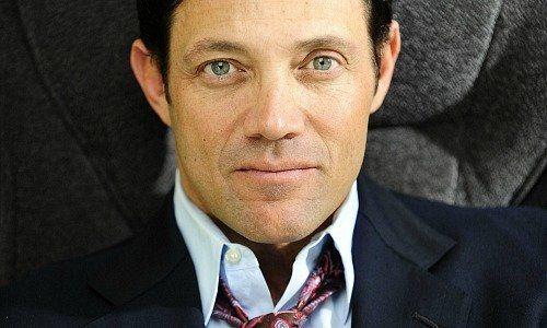 Jordan Belfort close up