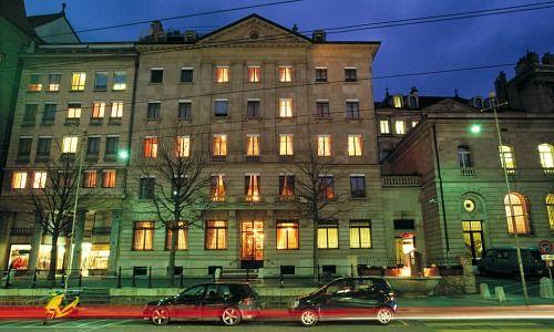 Lombard Odier Talk Sets Geneva Abuzz