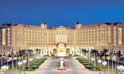 Ritz-Carlton a Riyad (fonte: Ritz Carlton Riadh)