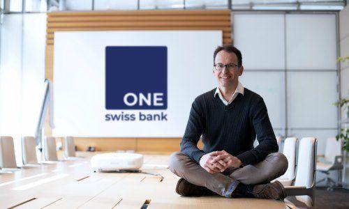 Grégoire Pennone, CEO di One Swiss Bank
