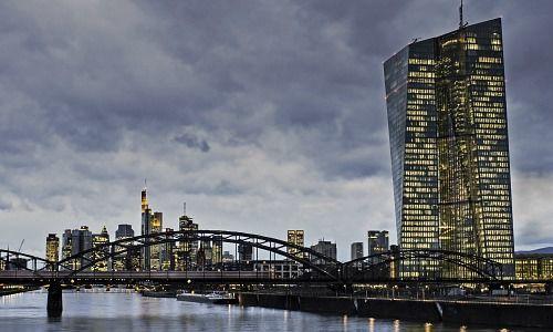 Ufficio centrale della BCE a Francoforte (Immagine: Shutterstock)