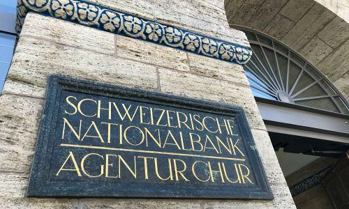 Agenzia Coira della Banca nazionale svizzera (Immagine: finews.ch)
