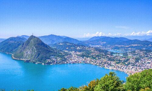 Lugano (Immagine: Antonio Sessa, Unsplash)