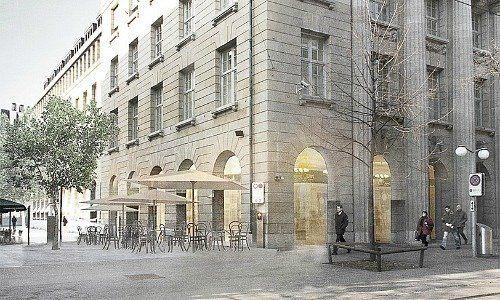 Hunderte UBS-Angestellte ziehen von Zürich nach Biel