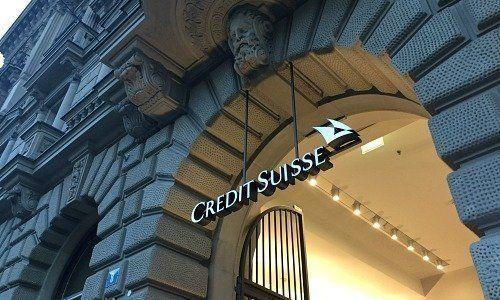 Credit Suisse Profit Rises as Investors Take Heart
