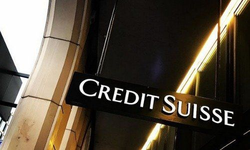 Credit Suisse Hit by Trading Loss