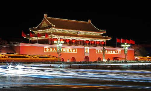 Pechino, Città Proibita (Immagine: Unsplash / Wu Yi)