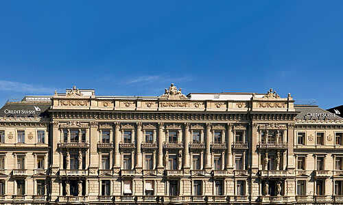 Sede del Credit Suisse a Zurigo (Immagine: PD)