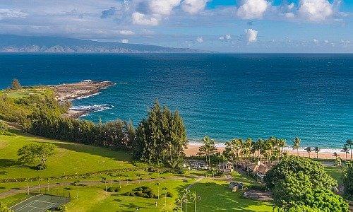 Hawaii Kapalua 505