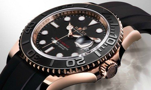 Rolex oyster yacht master