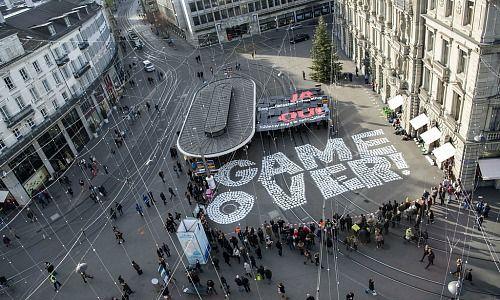 Zurich Paradeplatz (Immagine: Keystone)
