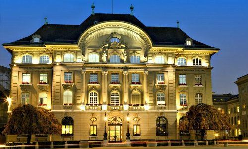 Strong Gains for SNB in First Half