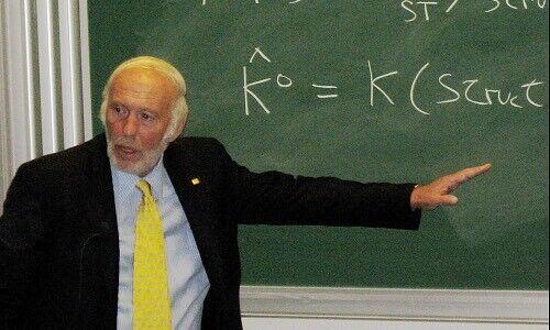 James Simon, fondatore di Renaissance Technologies (Immagine: Wikimedia Commons)