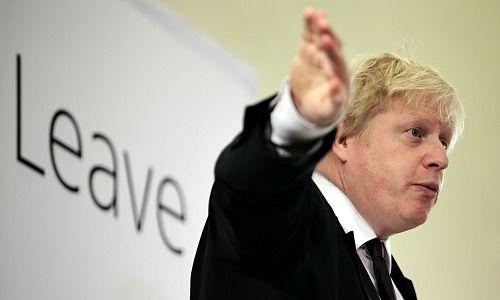 Boris Johnson (Immagine: Shutterstock)