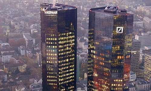 Deutsche Bank to Ax 18,000 Jobs in Major Overhaul