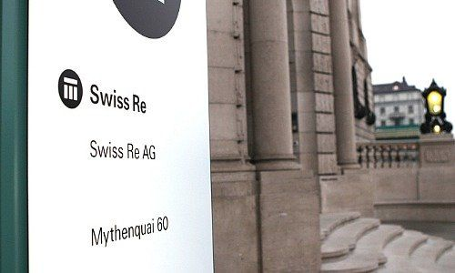 Swiss Re buys life policies from Legal & General for 650 million pounds