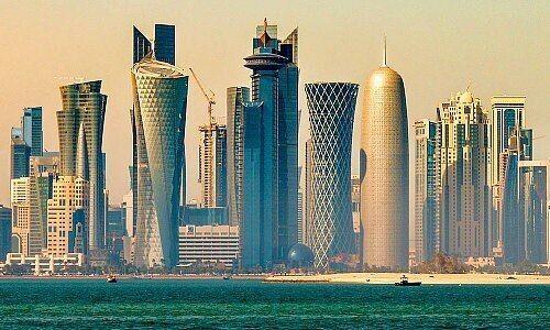 Doha, Hauptstadt von Katar