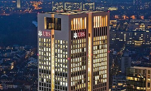 UBS Sets Up Frankfurt Headquarters for European Wealth Management Operation