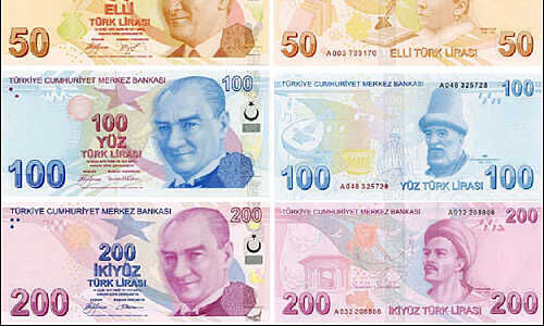 Turkey's lira hits record low against dollar amid pandemic