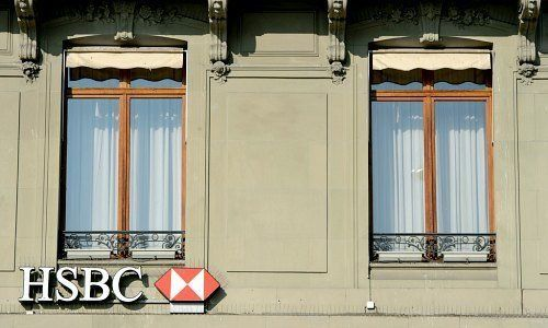 HSBC Swiss Wealth Arm Posts Loss