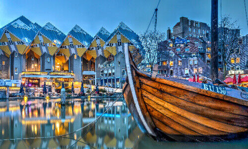 Rotterdam rotlichtviertel Adult Entertainment