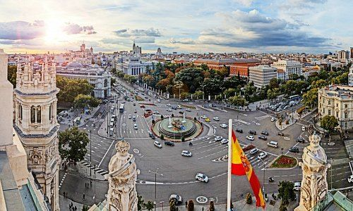 Credit Suisse: Madrid Calling