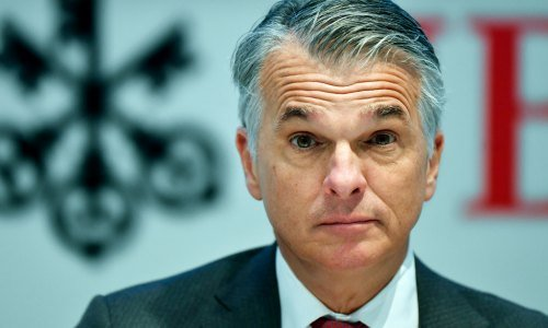UBS CEO in Cash Windfall