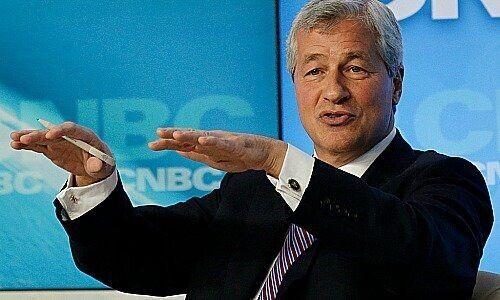 Jamie Dimon, CEO JP Morgan (Immagine: chiave di volta)