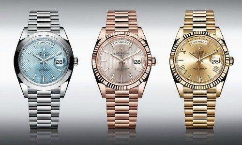 Rolex Day Date Damen
