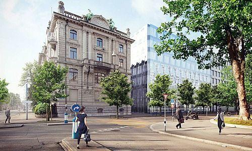 Zurich Umbau Des Hauptquartiers Lasst Angestellte Hoffen