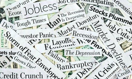 Das hat die Finanzkrise von 2008 hervorgebracht