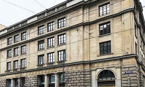 Krypto: Trust Square entwächst der Bahnhofstrasse