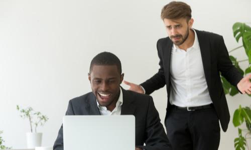 «Bro Culture»: Wie ein Ex-CS-Team eine Kollegin mobbte