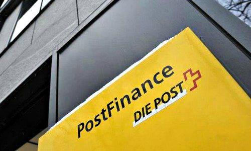 Postfinance von allen Seiten her unter Druck