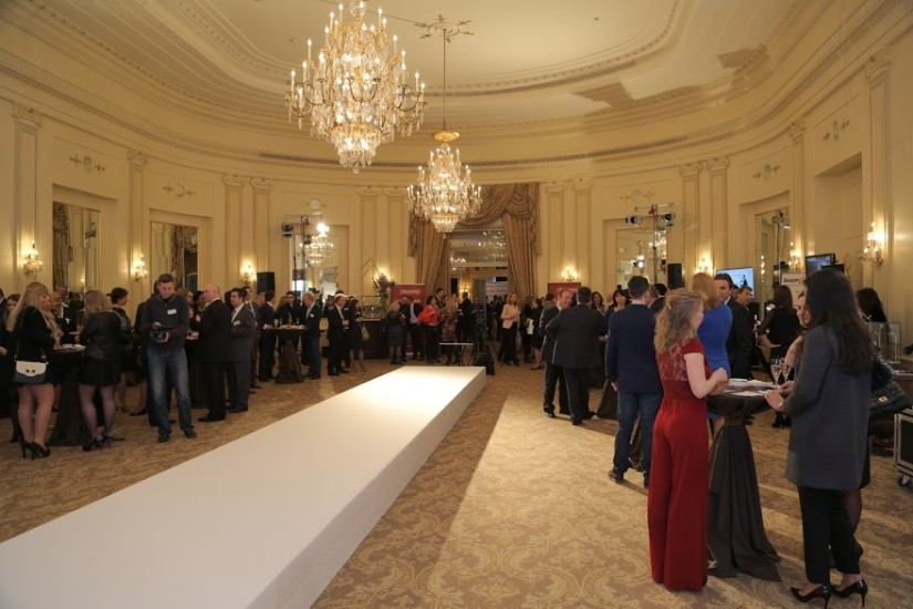 The Fashion Night & the Cocktail on Thursday, 21st of April, , in the Four Seasons Hôtel des Bergues.